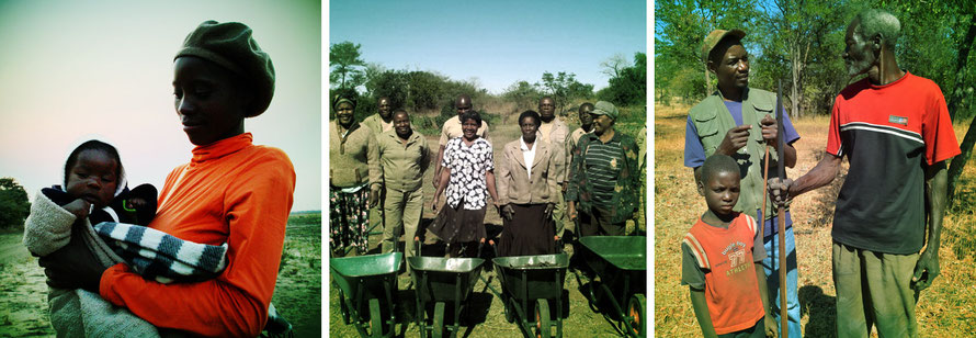 The Jafuta Foundation's community projects in Zimbabwe