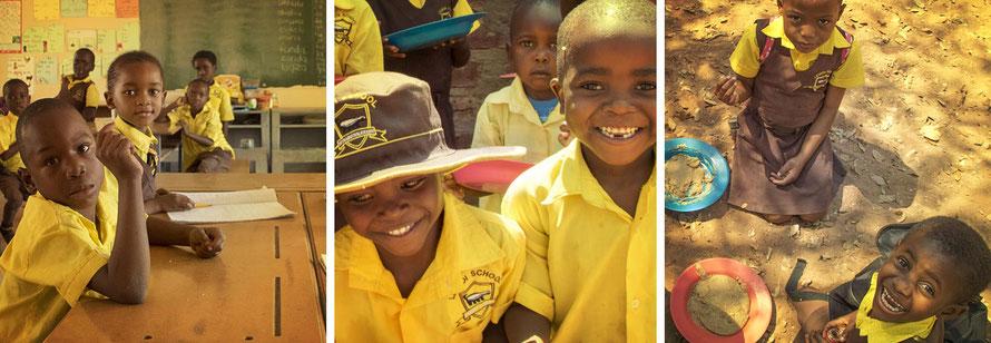 Jafuta Foundation - Community - Education assistance - Zimbabwe