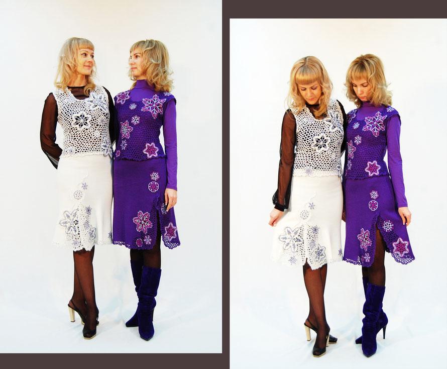 Alexander Seraphim's knits, 2010