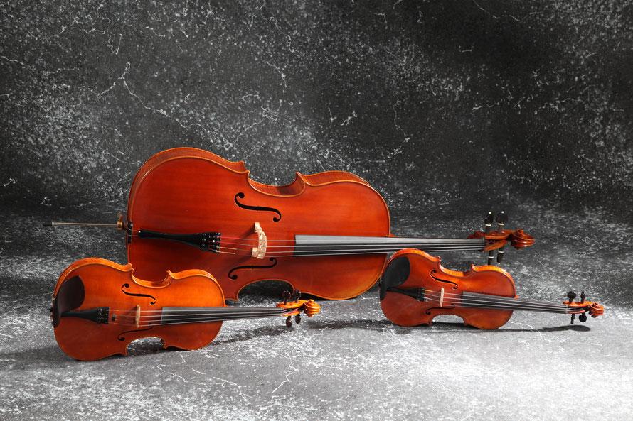トクイフォトスタジオの楽器撮影