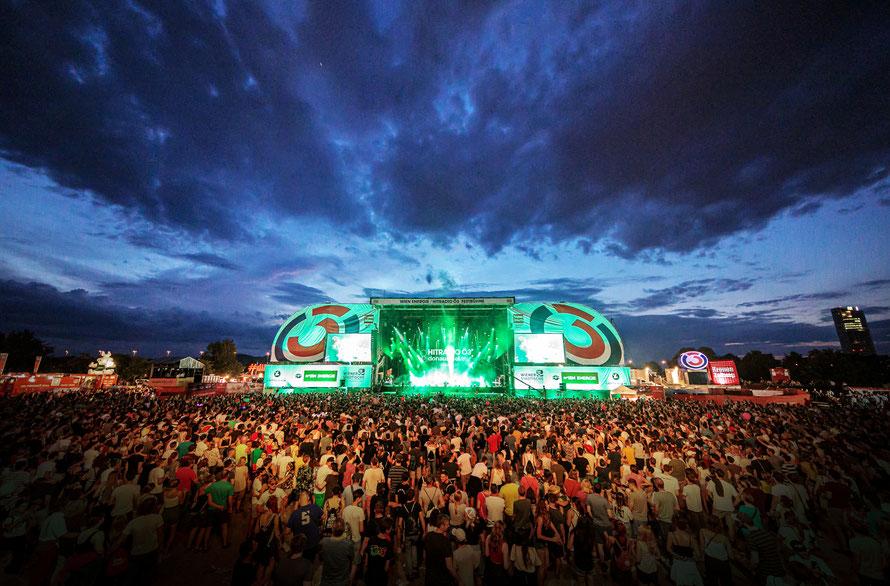 Aufgrund der aktuellen COVID-19-Lage wird das kostenlose Festival erst kurz vor Herbstbeginn steigen. (c) Alex Müller