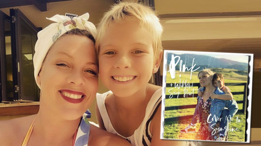 Ganz die Mama. P!NKs Tochter Willow Sage Hart liebt es zu singen. (c) Instagram/Pink