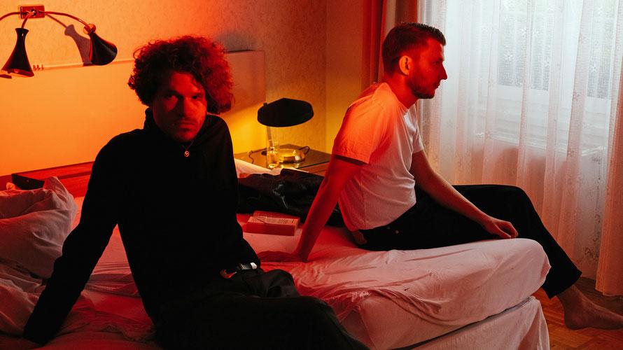 Another Vision beim Videodreh im Wiener Hotel am  Brillantengrund. (c) Gabriel Hyden