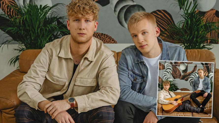 Die Brüder Nico und Laurin Greiter. (c) Lookatmeshots / Ines Perndorfer