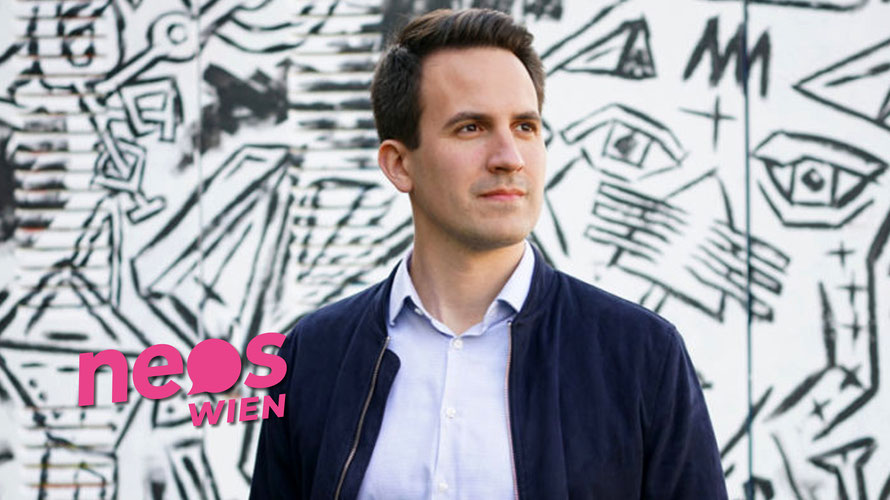 NEOS-Spitzenkandidat Christoph Wiederkehr liebt die Arena Wien als Konzert-Location. (c) NEOS / christophwiederkehr.at