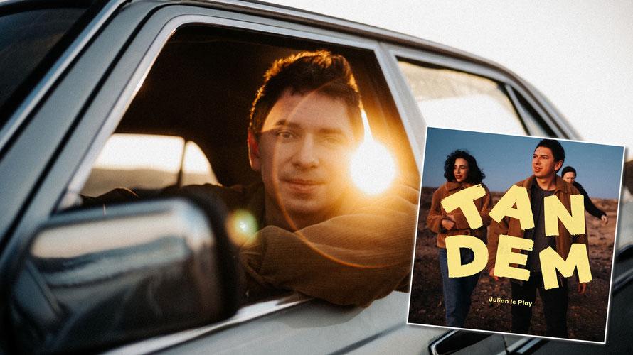 """Mit """"Tandem"""" erreichte Julian le Play erstmals Platz 1 in den Austro Top 40 Longplay Charts. (c) Danny Jungslund"""