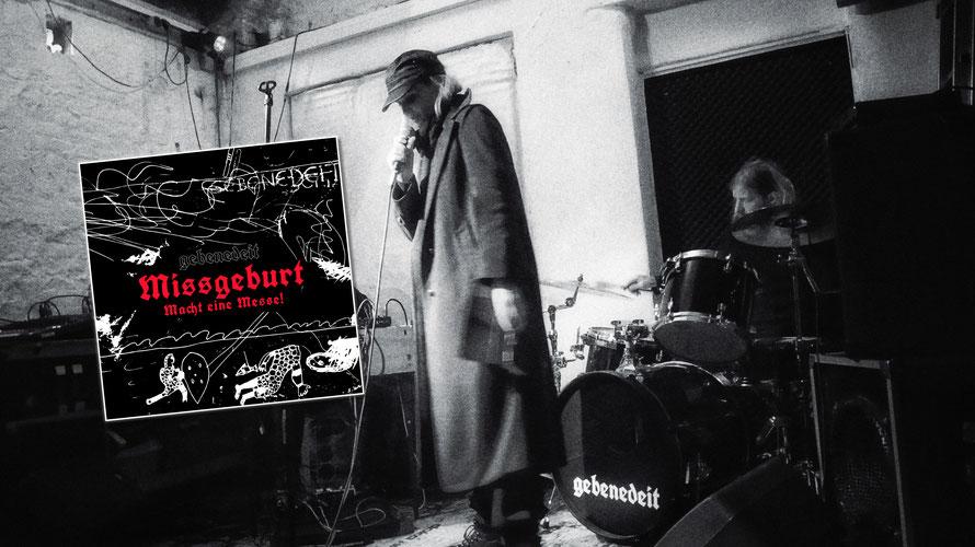"""Debütalbum """"Missgeburt. Macht eine Messe."""" ist Riten eines eucharistischen Gottesdienstes nachempfunden. (c) Julien Segarra"""