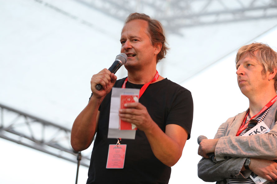 Popfest-Leiter Christoph Möderndorfer (Bild) gibt sich kämpferisch.  (c) miggl.at / Hans Juergen Gernot Miggl