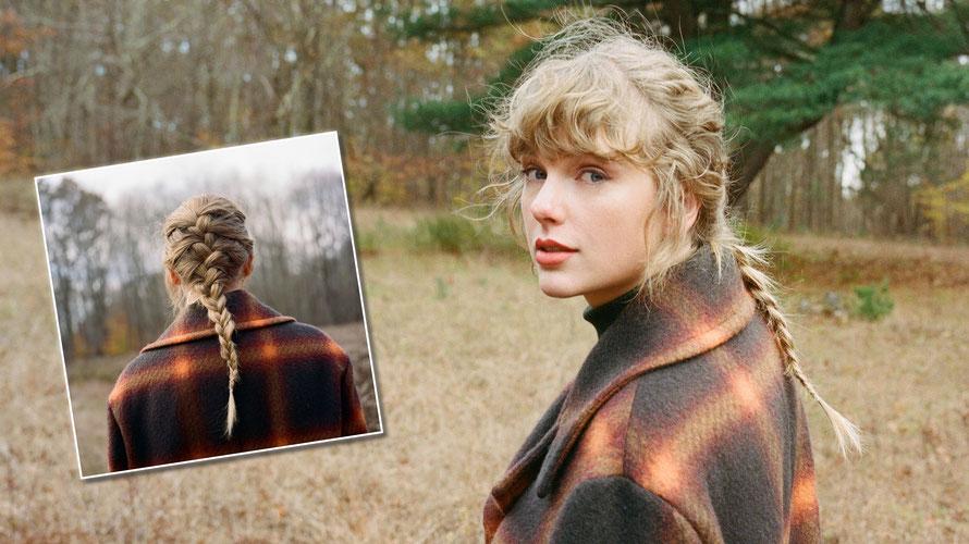 """Taylor Swift taucht auch in ihrem neunten Studioalbum """"Evermore"""" in Traumwelten ein. (c) Universal Music"""