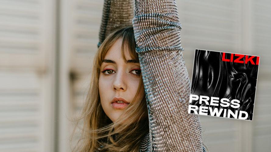 """""""Press Rewind"""" ist auch der Ausbruch aus dem mechanisch empfundenen Alltag für Sängerin Lizki. (c) Kerstin Musl"""
