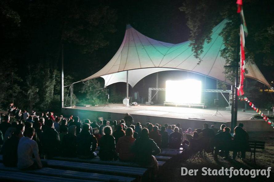 Sommerkino Parkbühne Fürstenwalde
