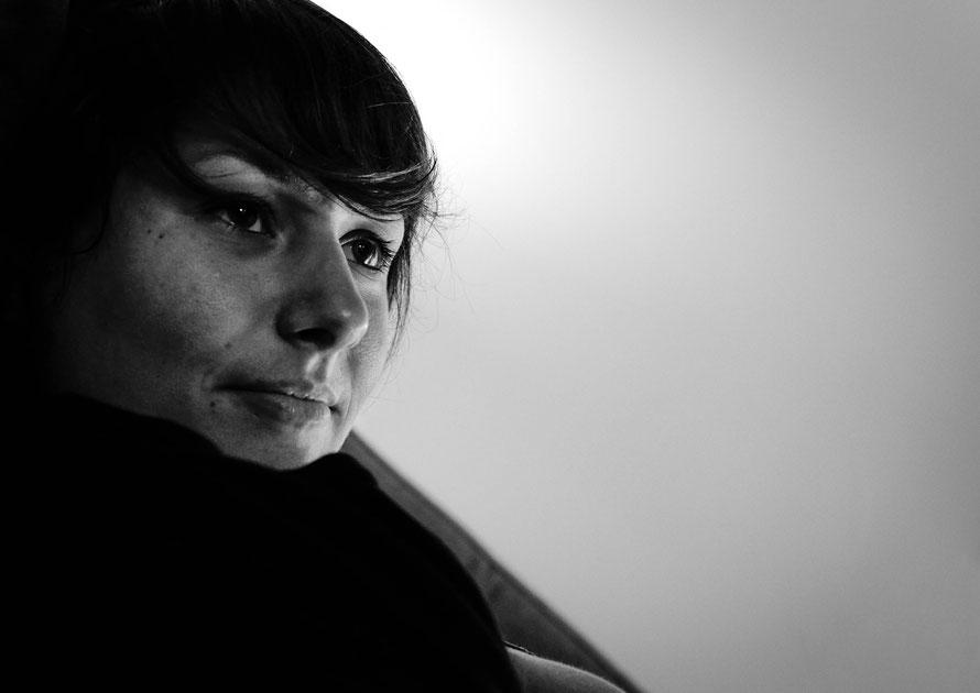 Portrait de Pauline Thézé, mai 2016