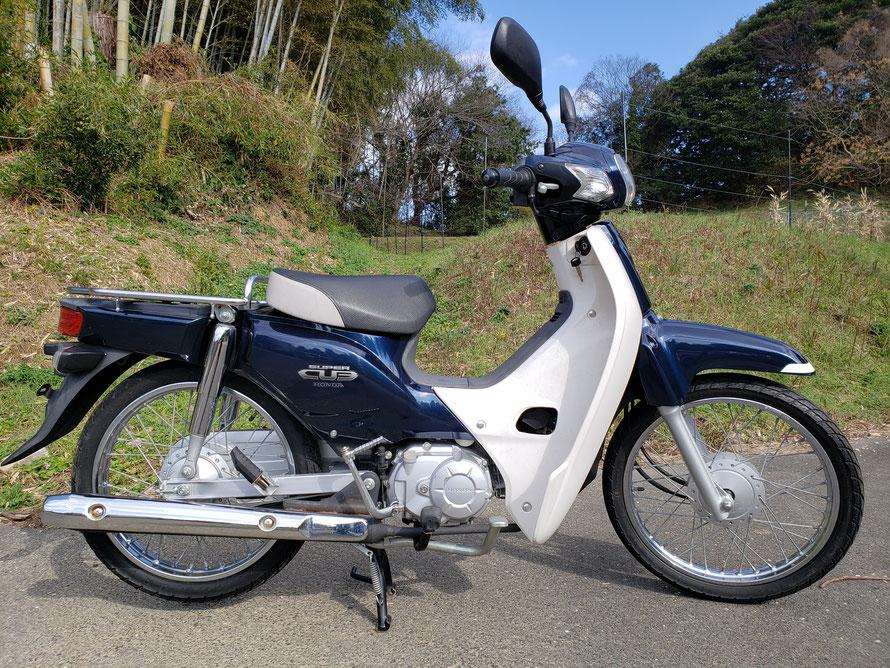 スーパーカブ110 JA10