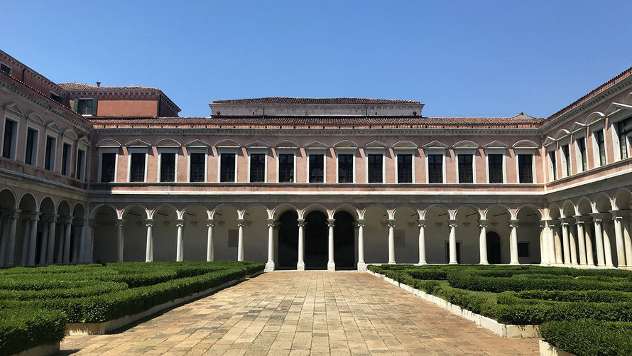 The Giorgio Cini Foundation, Venice, Italy