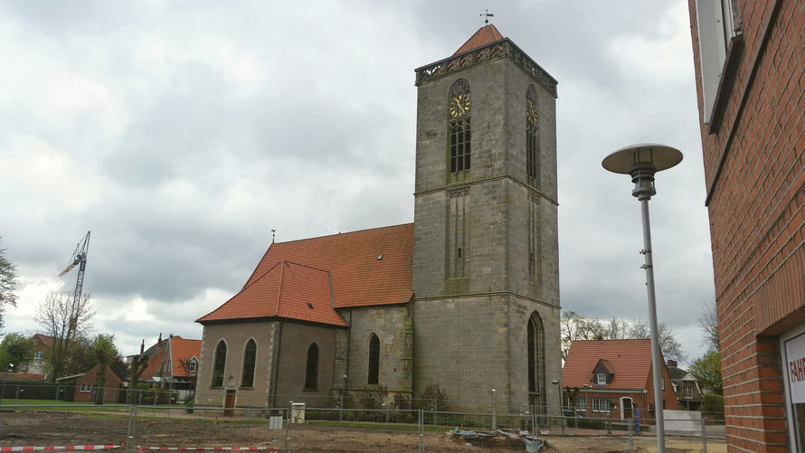 Kirche Veldhausen Mai 2017
