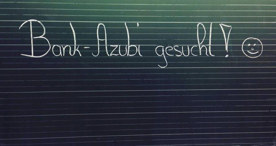 "Bank-Azubi gesucht - Projekt ""Image Bankkaufmann"""