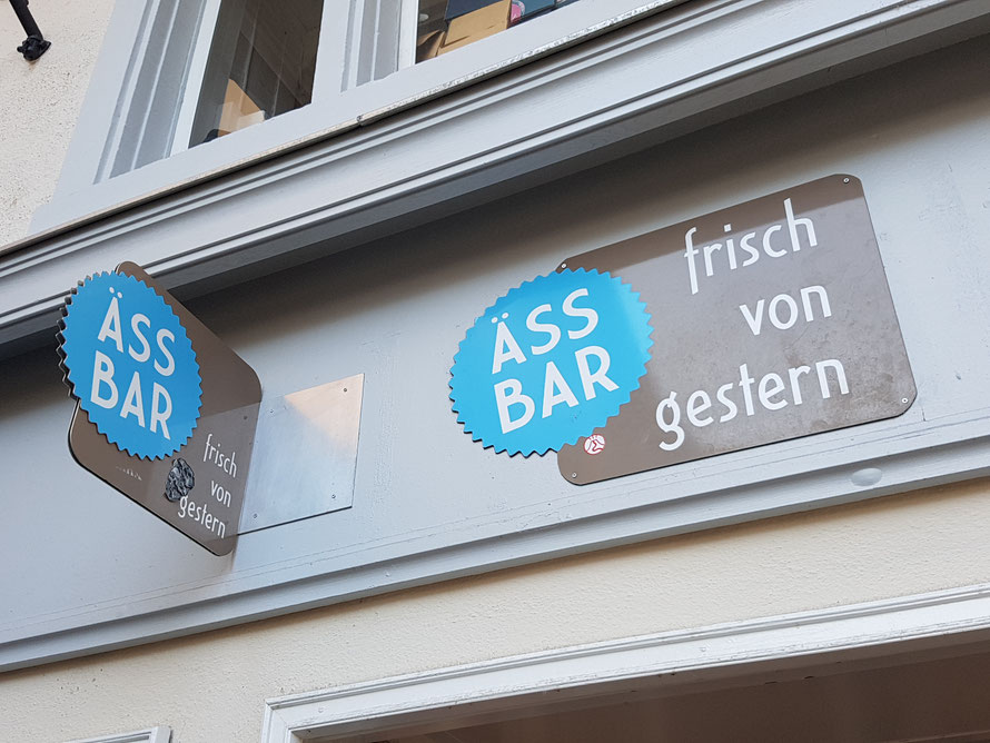 ÄSS BAR in Zürich. Photo 2018 © Thomas Matla
