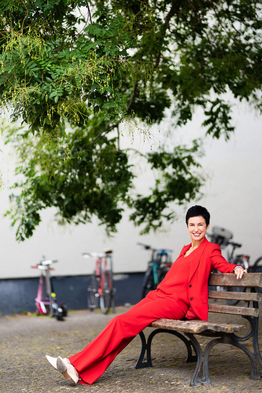 Christine Margreiter, Co-Gründerin und Geschäftsführerin «Wax in the City» Foto: Tony Haupt © Wax in the City