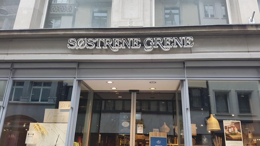 «Søstrene Grene» Store St. Gallen © Bellone Franchise Consulting GmbH