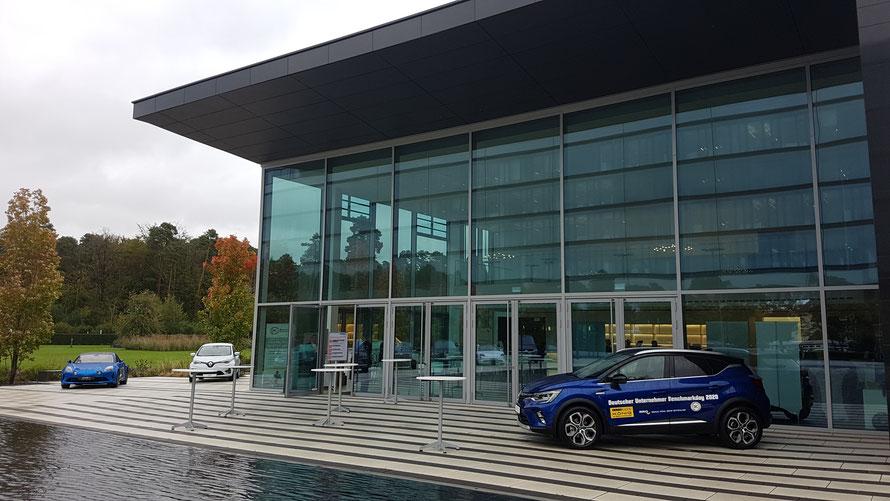 «Deutscher Unternehmer Benchmarkday» in Dreieich bei Frankfurt am Main, Foto von 2020 © Bellone Franchise Consulting GmbH