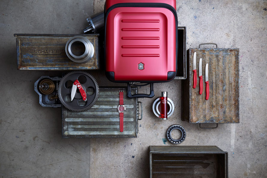 Quality, functionality, innovation and iconic design have the highest priority at Victorinox © Victorinox AG