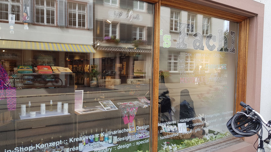 's Fachl in der Spalenvorstadt in Basel © Bellone Franchise Consulting GmbH