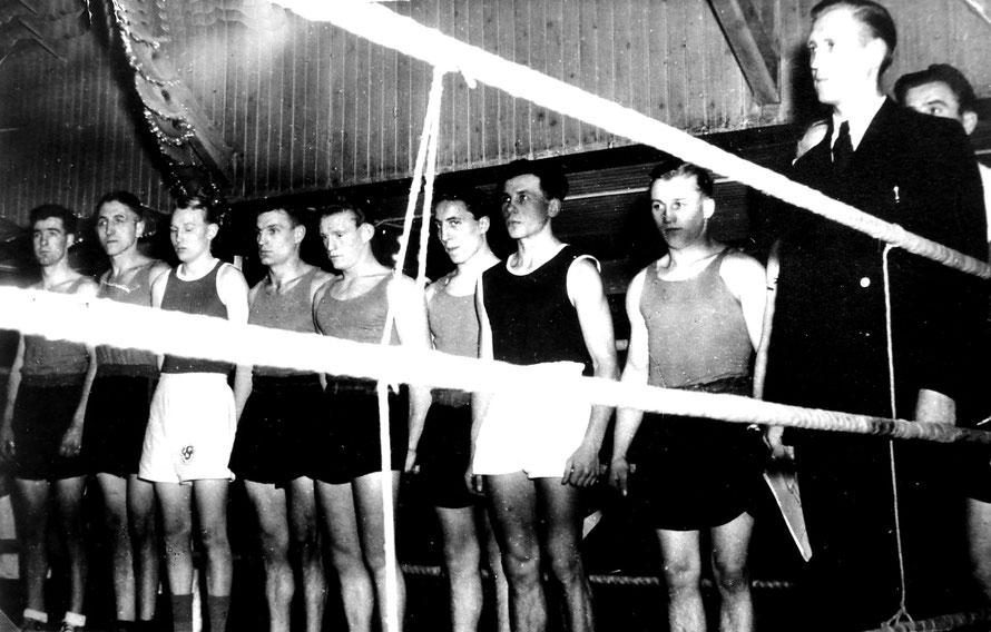 Clausen II, Mühlenbruch, Teichmeyer, Clausen I, Sopora I, Ribatzki, Wagenknecht, Hüneke