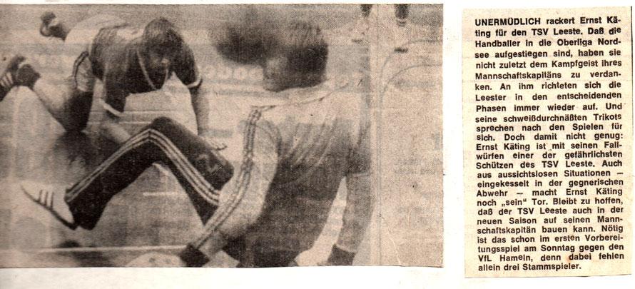 Kreiszeitung vom 08. 08. 1979