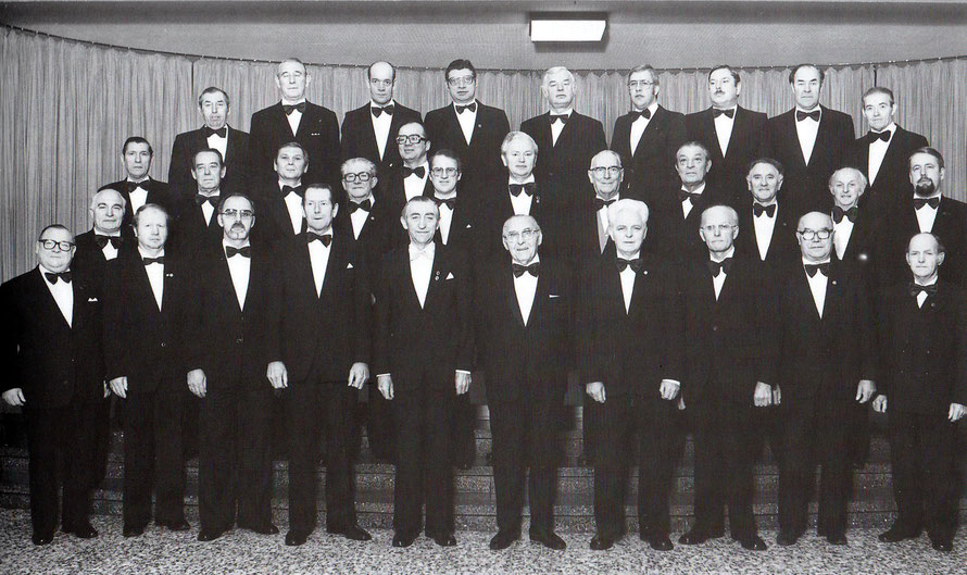Der Männerchor feiert sein 50jähriges Bestehen / Foto: Foto Eickhorst