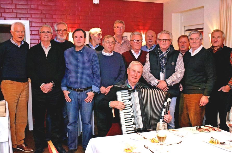 Weihnachtsessen im Dezember bei Kreutz-Meyer-Seckenhausen