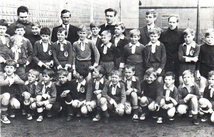 1968 Die E- und D-Jugendmannschaften des ETSV