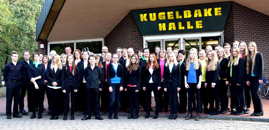 Konzert Kugelbakehalle in Cuxhaven