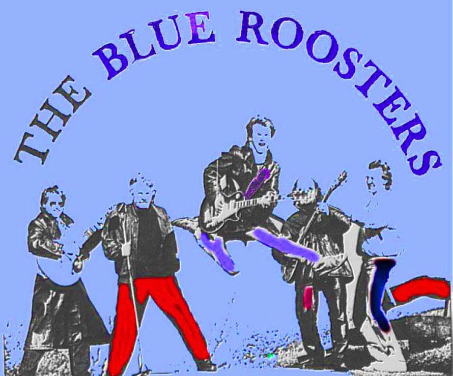 Grafik: Blue Roosters