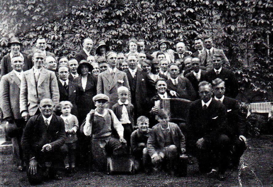 Die 1. Herren in Bad Oeynhausen