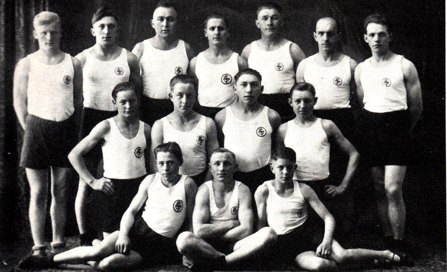 Männerriege 1932