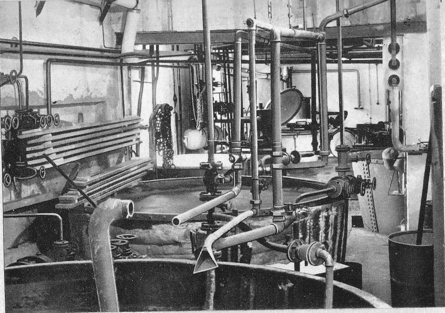 Innenansicht einer Seifenfabrik  6