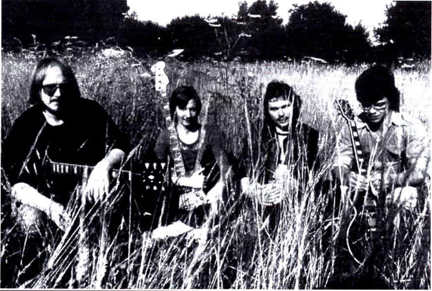 von links: Wolfgang Kiesler, Günter Wendehake, Klaus Moritz, Lutz Wowerat
