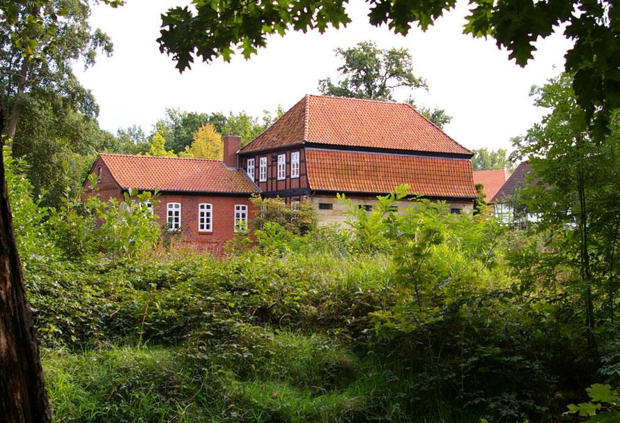 Ellernbruch - Wassermühle