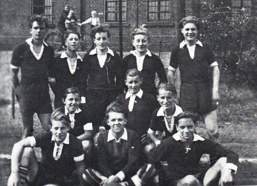 Jungmann- Mannschaft 1950
