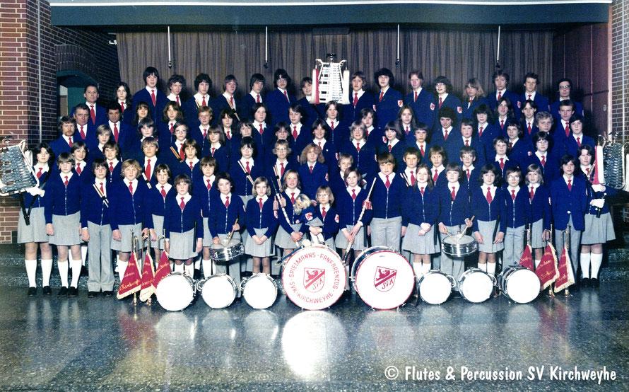 Gruppenfoto Schule Lahausen