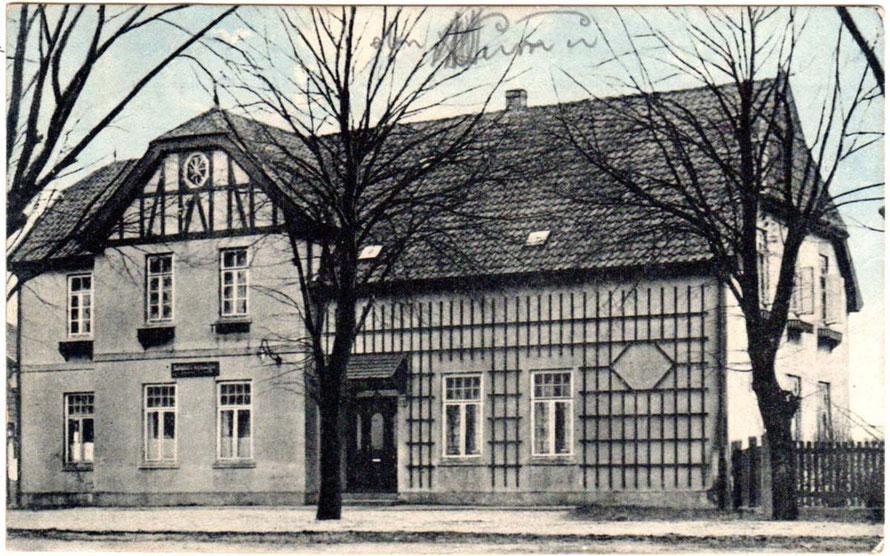 Eine weitere Postkarte von 1924 / lRepro: F. Römer