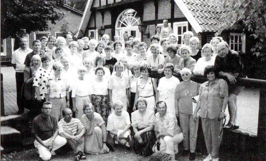 Chorfreizeit in Lingen-Holthausen