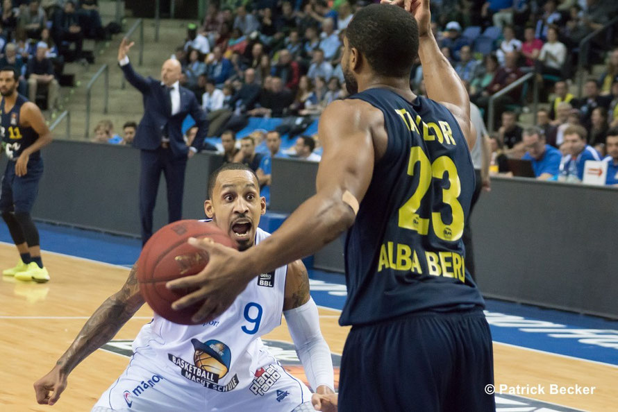 06. 12. 2015 BBL Fraport Skyliners vs. Alba Berlin, Fraport Arena