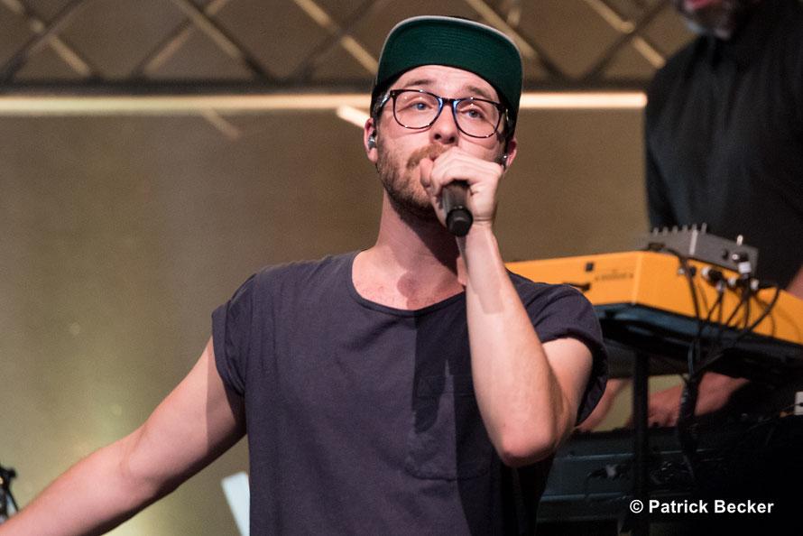 10. 05. 2016 Exklusivkonzert, Mark Forster, Alte Schmelze, Wiesbaden