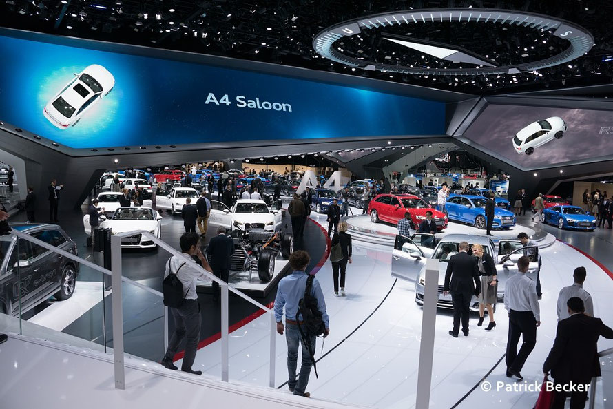 IAA Frankfurt, Internationale Automobil Ausstellung 16. 09. 2015