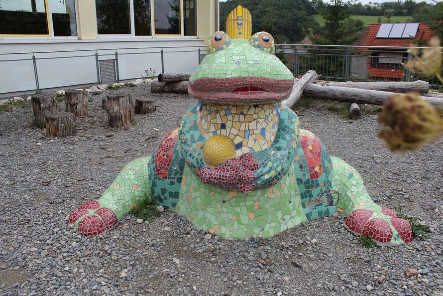 Der Aurachfrosch