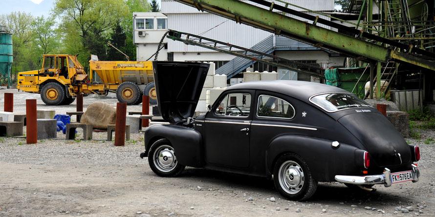 Foto: Andreas Ender - Volvo PV 544E Special - Baujahr 1964 | von unserem iG Mitglied: Mike