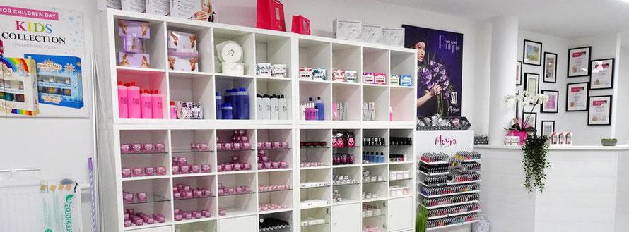 Großhandel Shop für Nageldesign und Nail Art Produkte der Marke Moyra, Kemmer Nails, Verkauf von Acryl, Gel, Stmping, in Floridsdorf Donaustadt, Nagelstudio Wien 22,