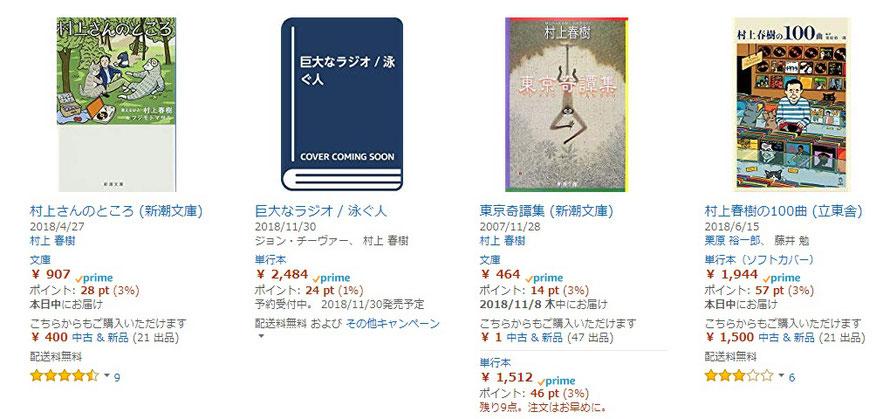 作家の村上春樹さんが早稲田大学に生原稿や資料を寄贈