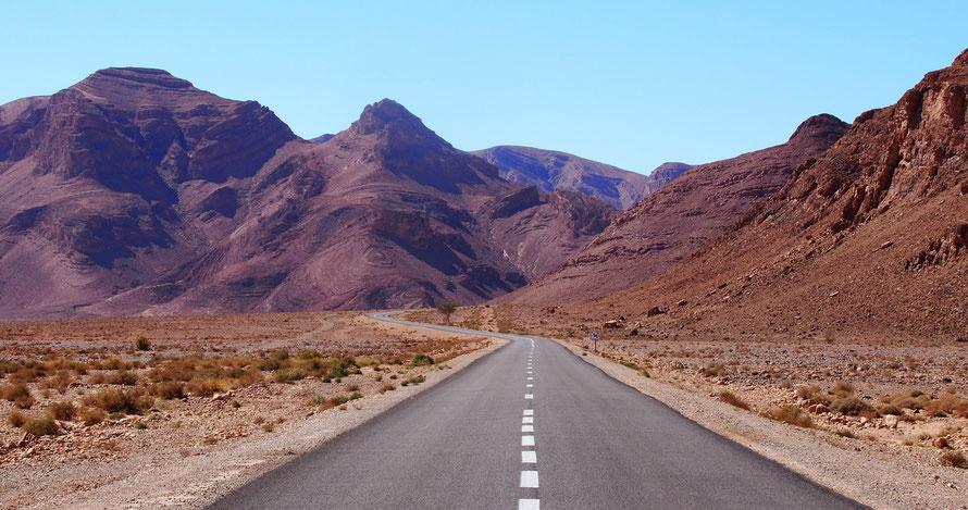 Marokko,  Anti-Atlas,